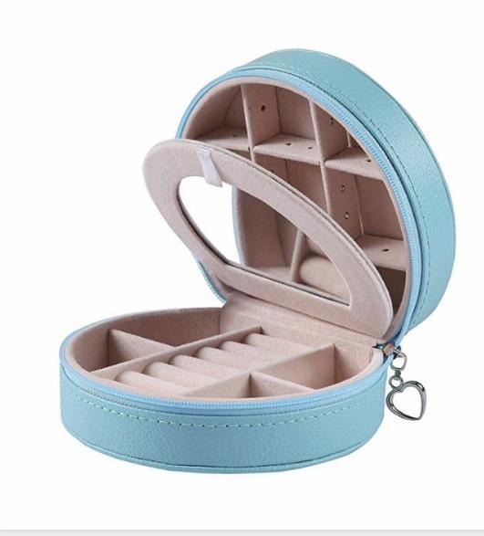 Equuleus Travel Jewelry Box
