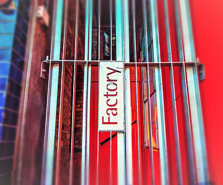 The Factory Manchester