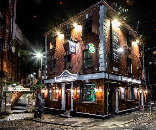 The Salisbury Pub (Oxford Road Manchester)