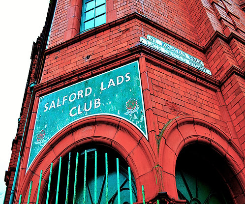 Salford Lads Club 1