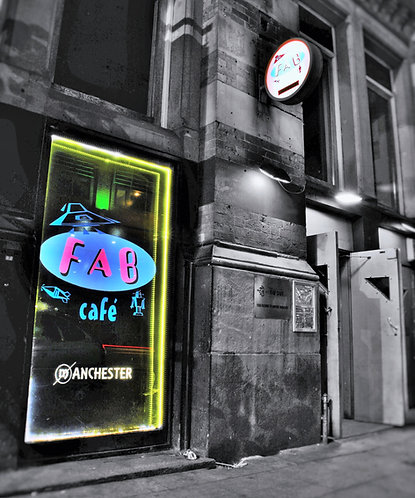 Fab Café Bar (Manchester)
