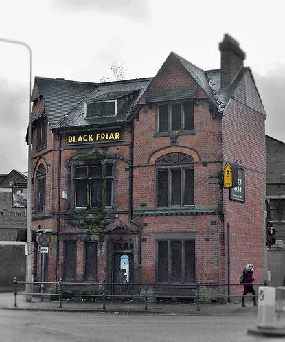 Salford Black Friar Pub