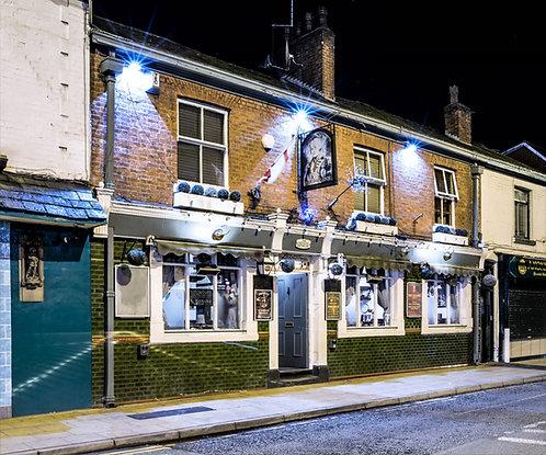 The Nelson Inn Pub (Didsbury Manchester)