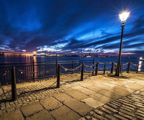 Liverpool River Mersey