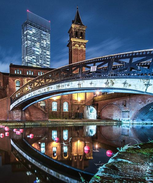 Manchester Castlefield Nights 1