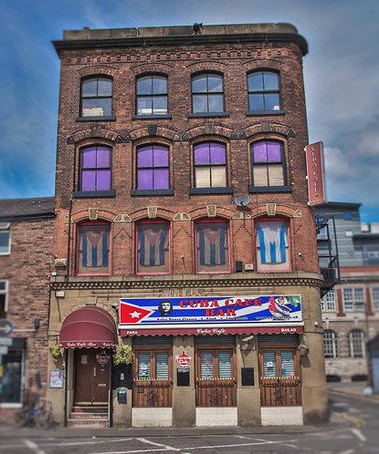 Cuba Cafe Bar (Northern Quarter Manchester)