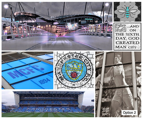 Manchester City Montage