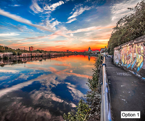 Manchester River Irwell (7 options)