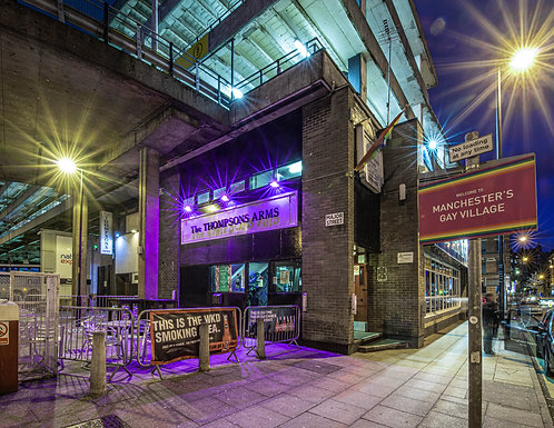 The Thompson Arms Pub (Gay Village Manchester)