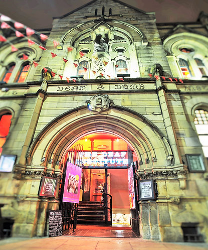 The Deaf Institute Night Club (Manchester)