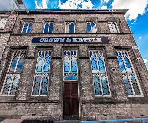 Crown & Kettle Pub (Northern Quarter Manchester)