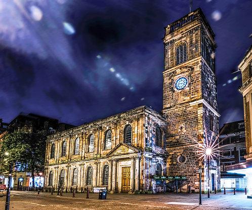 Manchester St Ann's Church