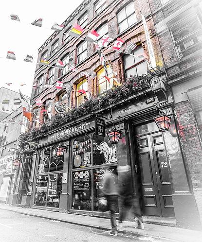 Tibb Street Tavern Pub (Northern Quarter Manchester)
