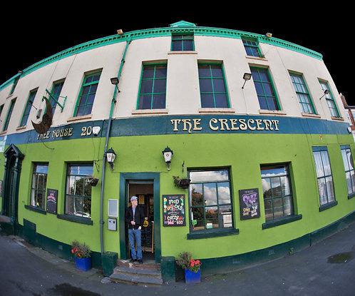 Salford The Crescent Pub