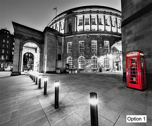 Manchester Central Library (8 options)