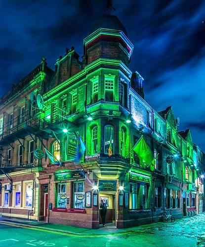 Mulligans Pub (Manchester)