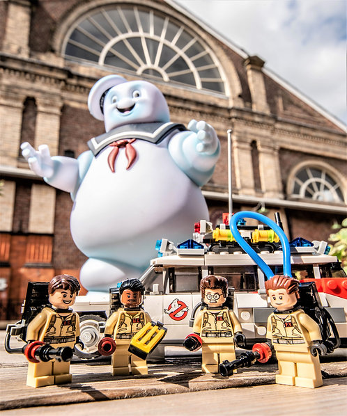 LOCAL MINI ADVENTURES GHOSTBUSTERS 1