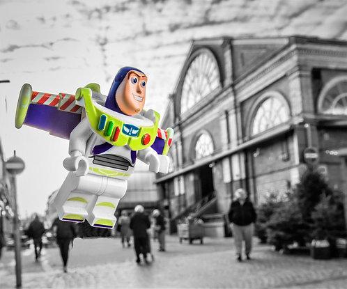 Buzz Lightyear Toy Story - Altrincham (Lego Minifigures)