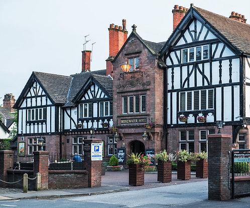 Salford Bridgewater Hotel Pub Worsley