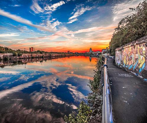 Manchester River Irwell
