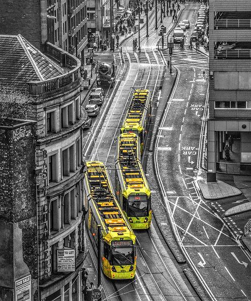 Manchester Skyline 4