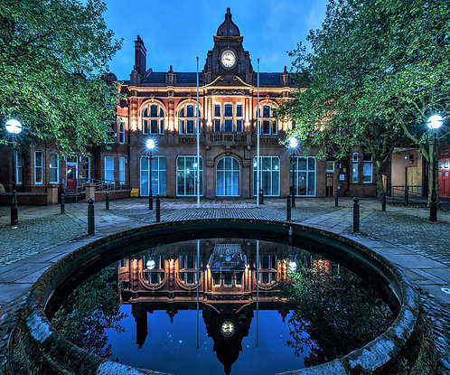 Salford Old Fire Station