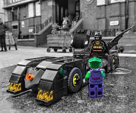 LOCAL MINI ADVENTURES BATMAN & JOKER 1