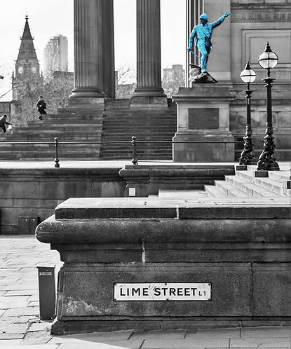 Liverpool Lime Street