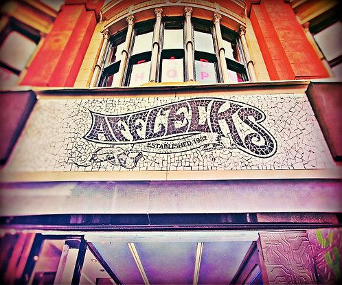 Manchester Afflecks Palace
