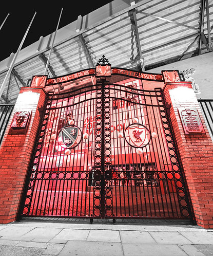 Liverpool Anfield 1
