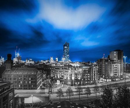 Manchester Skyline 6