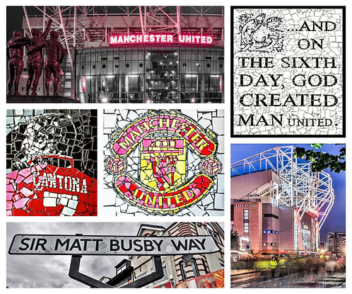 Manchester United Montage
