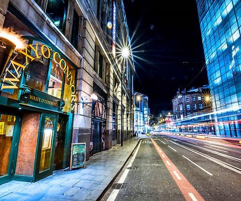 Waxy O'Connor's Pub (Manchester)