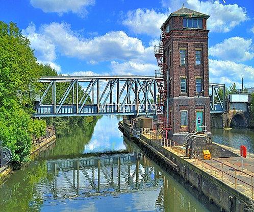 Salford Barton Bridge
