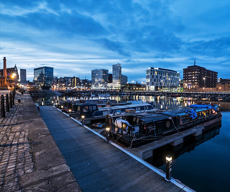Liverpool Albert Docks 1