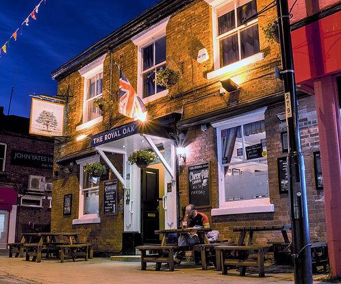 The Royal Oak Pub (Didsbury Manchester)