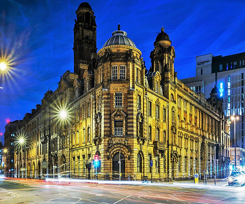 Manchester London Road Fire Station