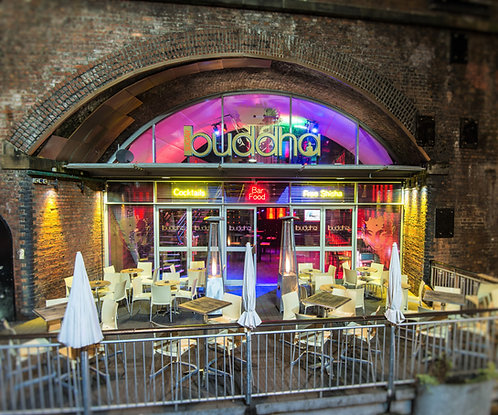 Buddha Bar (Deansgate Locks Manchester)