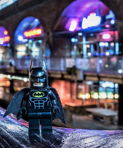 Batman Knights - Manchester (Lego Minifigures)