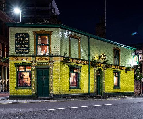 Peveril of the Peak Pub (Manchester)