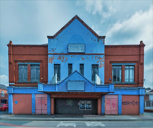 Manchester Tameside Hippodrome