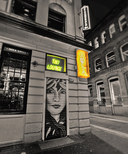 Tiki Lounge Bar (Northern Quarter Manchester)
