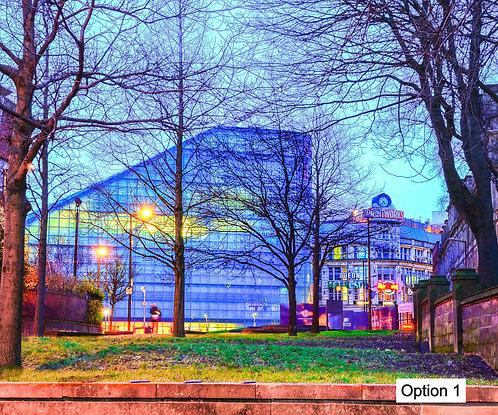 Manchester National Football Museum (Urbis) (3 options)