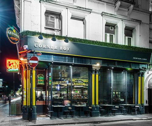 The Corner Boy Bar (Northern Quarter Manchester)