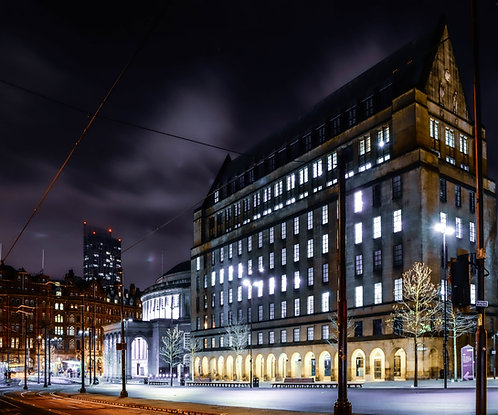 Manchester St Peters Square
