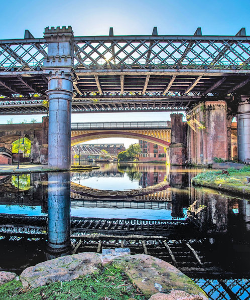 Manchester Castlefield 3