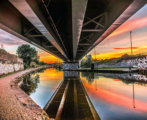 Manchester Bridgewater Canal (7 options)