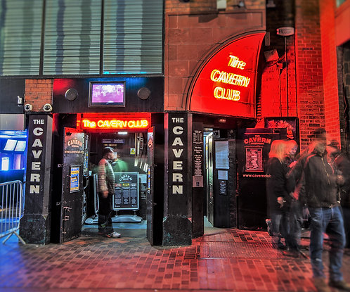 Liverpool New Cavern Club