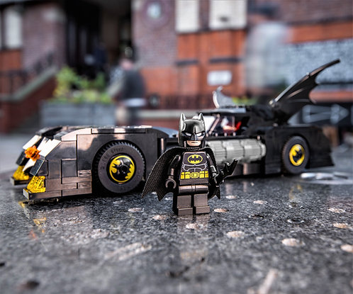 Batman 1 - Altrincham (Lego Minifigures)