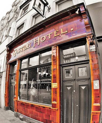 Castle Hotel Pub (Northern Quarter Manchester)